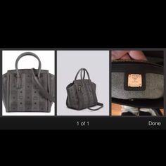 MCM Handbags - New MCM visetos small tote
