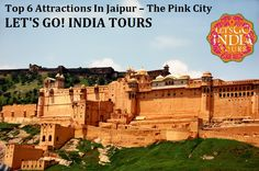 Read blog on Top 6 Attractions In Jaipur – The Pink City  http://letsgoindiatours.blogspot.in/2016/07/top-6-attractions-in-jaipur-pink-city.html