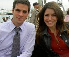 Don Flack and Jessica Angell Ncis New York, Les Experts Manhattan, Vancouver, Eddie Cahill, Emmanuelle Vaugier, Gary Sinise, Clive Owen, New York City, Tv Series
