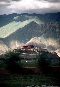 dark roasted blend: potala palace in tibet