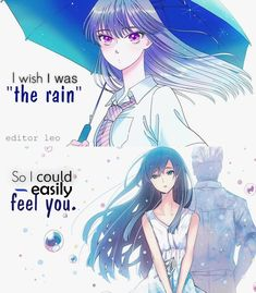 Anime:Love is like after the Rain