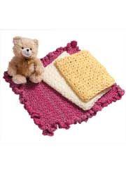 Beginner Baby Blankets - Electronic Download
