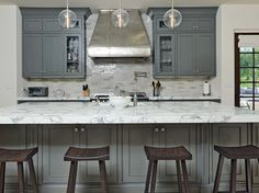 Get inspired by Modern Farmhouse Kitchen Design photo by Kathleen DiPaolo Designs. Wayfair lets you find the designer products in the photo and get ideas from thousands of other Modern Farmhouse Kitchen Design photos. Kitchen Designs Photos, House Design Photos, Kitchen Photos, New Kitchen, Vintage Kitchen, Kitchen Decor, Kitchen Ideas, Kitchen Updates, Kitchen Inspiration