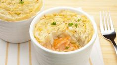 Duncannon Smoked Fish Pie | RTE Food Try with Dublinner cheese on top