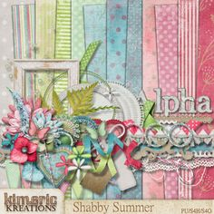 Shabby Summer fern