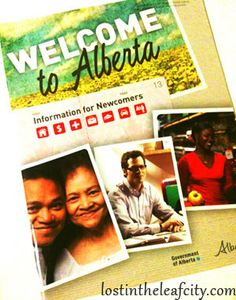The Best Newcomer's Guide in Alberta