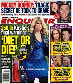 Kirstie Alley Partners With Jenny Craig Again For Weight Loss Promotion - What's The Scientology Connection?