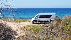 Camping Sardinien: 10 Campingplätze - 10 Erfahrungen Elba, Cheap Bathrooms, Cali, Camper, Road Trip, Vehicles, Travel, Decoration, Vw