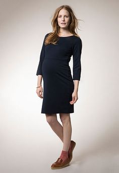 "For mums that have loads of style but not as much time! Dress Audrey - Maternity dress / Nursing dress. The dress that says, ""I got this.""   #boobdesign #giftguide #christmasgift #stylishmums #nursingwear #maternitywear #sustainable"