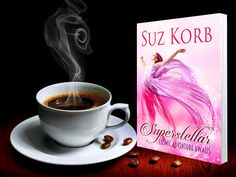 Superstellar by Suz Korb myBook.to/Superstellar Book Posters, Fun Cup, Great Books, Coffee Cups, Novels, Romance, Author, Tableware, Twitter
