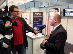 TVO-Messe-Reporter Christoph Röder im Talk mit MdL Alexander König