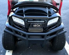 The new Onward Club Car golf cart offers a fresh, new and updated front cowl. Custom Golf Cart Bodies, Custom Golf Carts, Golf Aids, Golf Swing Speed, Golf Cart Covers, Golf Cart Accessories, Golf Cart Batteries, Golf Training Aids, Club Face