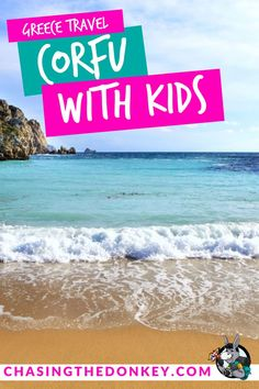 Greece Travel Blog: Headed to Corfu with the family? Then you need this guide on the best things to do in Corfu with kids. We've also covered best places to stay. #Corfu #Greece #CorfuTravel #FamilyTravel Best Vacation Spots, Best Vacations, Vacation Destinations, Croatia Travel, Greece Travel, Corfu Greece, The Donkey, Disney Trips, Time Travel