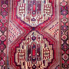 This gorgeous piece of art hails from the city of Hamadan ~ situated north-west of the Iranian Plateau. It is also notable that Hamadan is revered as perhaps the most significant center for rug making in Iran.  Hamadans are in general distinguished by their central medallion of a geometric form and are incredibly hard wearing.  This rug is expertly handwoven from fine wool and is 40 – 50 years old.   Woven from Fine Wool.  Size: 176cm (l) x 125cm (w)Free Delivery in South Africa Geometric Form, 50 Years Old, Iranian, Rug Making, Home Decor Items, North West, Free Delivery, South Africa, Bohemian Rug