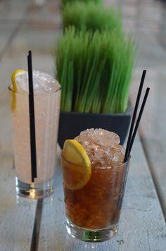 foodwanderings: Cocktailery & Tomfoolery; 508 Gin Punch & Tamarind Rum Julep
