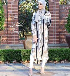 """1,199 Likes, 1 Comments - Where fashion meets modesty (@hijabmuslim) on Instagram: """"@thehijabshop @thehijabshopVogue Collection shawls Exclusive to The Hijab Shop!! 🌸🌸🌸"""""""