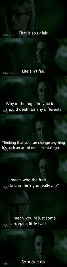 Preach Elliott,  preach!!