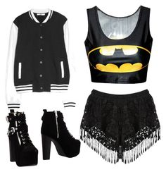 """""""Con Amigos"""" by soybelieber1313 ❤ liked on Polyvore"""
