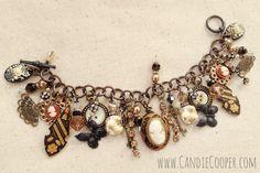 Candie Cooper 20s Charm Bracelet