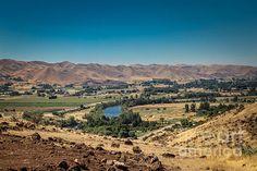 Emmett Valley From Cherry Gulch :  http://fineartamerica.com/profiles/robert-bales/shop/all/all/all