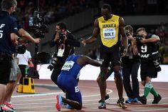 9ae2f62b0fa Justin Gatlin   Usain Bolt Fastest human ever