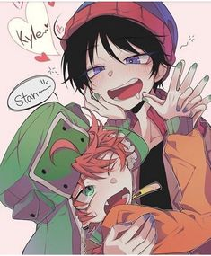 Read WTF I dunno I just saw all these from the story South Park Yaoi (comics, pictures and Doujinshis) by Sakura_Wonder (Stranger_Sakura_Wonder) with 628 reads. South Park Anime, South Park Fanart, Stan South Park, Tweek South Park, Arte Emo, Tweek And Craig, Stan Marsh, Park Art, Estilo Anime