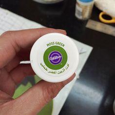 The Moss Green Liquid Gel