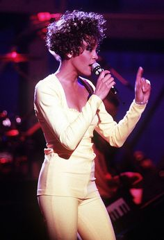 Whitney Houston-She was the BEST.