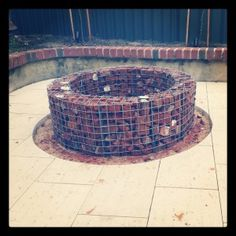 A fully fledged gabion fire pit...with successful link.