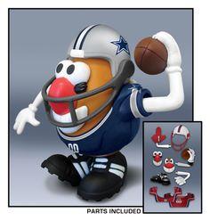 This is great. Mr. Tony Romo-head