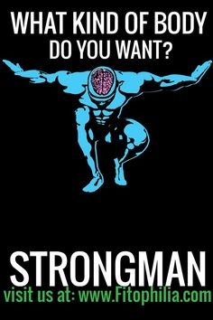 If you're looking for the right way to get the body you want but haven't really got a clue what to do, then it's time you take a look at your options. There are essentially 5 major ways for packing on the pounds properly. This week's contender… Strongman. #strongman #fitness #strength