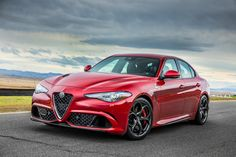 "Alfa Romeo Giulia è tra le ""10Best Cars 2018"" secondo Car and Driver"