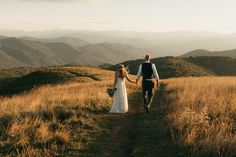 St Jude's Tiny Chapel & Max Patch Wedding: Mary and Joel — Amelia Fletcher Photography Max Patch Wedding Elopement Perfect Wedding, Dream Wedding, Wedding Day, 1920s Wedding, Paris Wedding, Wedding Bells, Boho Wedding, Wedding Stuff, Max Patch Nc
