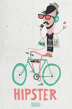 Neo Hipster - Anni Zero: causa di decesso più diffusa l'uso della bici a scatto fisso mentre si fanno foto con la Lomo (o con iPhone+Instagram)