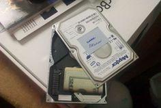 hard drive safe