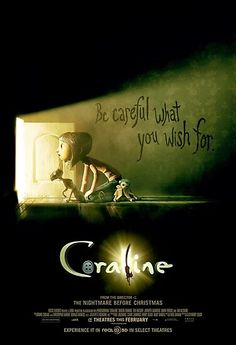 Coraline Poster Photographic Print by AnnoyingJuice