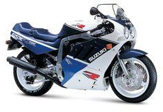 1988 Suzuki GSXR 750....this WILL be in my garage some day.