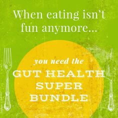 TONS of new recipes to keep you fit, fueled and heal your gut! get the energy you need and the guides to do it.