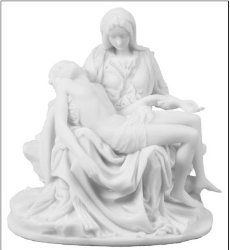 online shopping for Michelangelo's Pieta Statue Sculpture Madonna Jesus from top store. See new offer for Michelangelo's Pieta Statue Sculpture Madonna Jesus Pieta Statue, La Pieta, Sculptures, Michelangelo Pieta, Michelangelo Sculpture, Virgin Mary Statue, Giorgio Vasari, Our Lady Of Lourdes