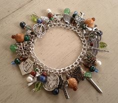 Outlander Series Bracelet version 2.0- Omgoodness, I must have this!!!!!!!