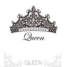 Resultado de imagem para coroa de rainha