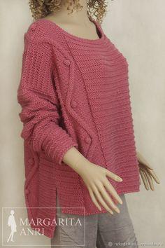 S L Fashions Womens Blouson Crochet - Ufrock Knitting Patterns Free, Baby Knitting, Knit Baby Dress, Sweater Fashion, Crochet Clothes, Knitwear, Knit Crochet, Cool Outfits, Sweaters For Women
