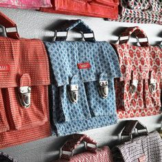 Babyology Exclusive – stunning Bakker Made With Love satchels coming to Australia