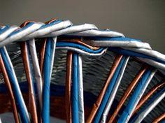 Basket Weaving, Woven Baskets, Perm, Blog, Hampers, Paper Envelopes, Braid, Loom, Blogging