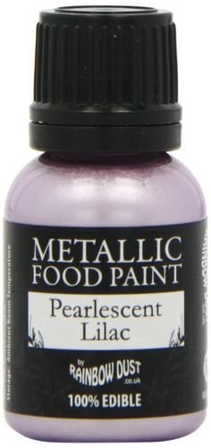 Lilac Food Paint * Unbelievable product is here! - baking decorations