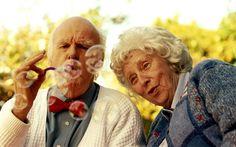 Mejorando la vida del adulto mayor.