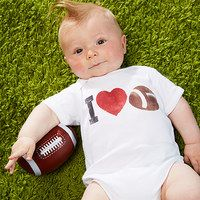 Take a look at the Littlest Fan: Infant & Kids' Apparel on #zulily today!