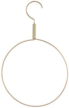 copper round scarf/towel hanger by posh totty designs interiors | notonthehighstreet.com