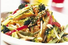 Easy Monday Night Stir Fry — Recipe from The Pioneer Woman | Hostess ...