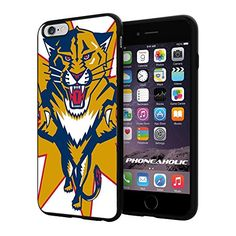 "NHL HOCKEY Florida Panthers Logo, Cool iPhone 6 Plus (6+ , 5.5"") Smartphone Case Cover Collector iphone TPU Rubber Case Black Phoneaholic http://www.amazon.com/dp/B00VTWJSJW/ref=cm_sw_r_pi_dp_dkamvb0CCYN3R"